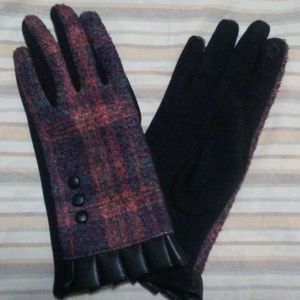 Ladies dress gloves